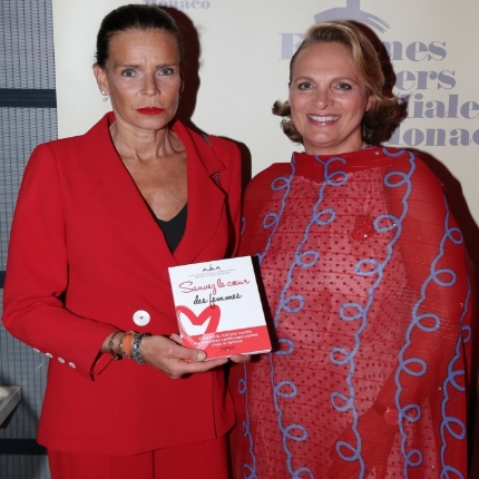 Gala of the Association Women Leaders of Monaco