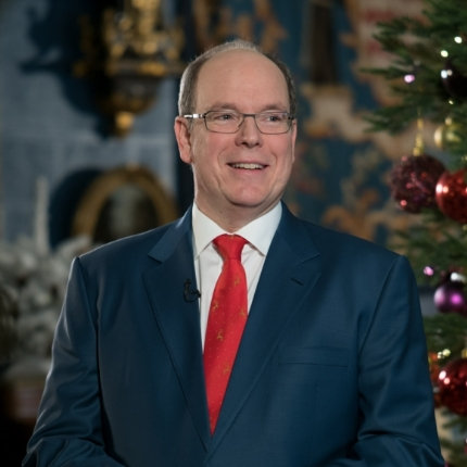 Wishes of H.S.H. Prince Albert II for 2019