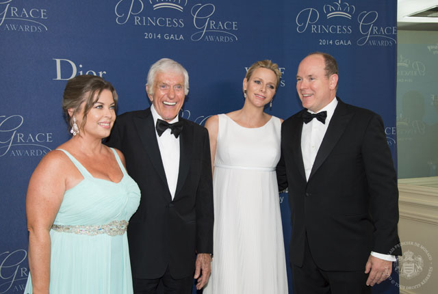 Gala de la Fondation Princesse Grace à Los Angeles