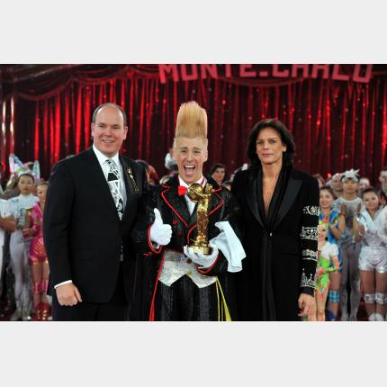 35TH EDITION OF THE MONTE-CARLO CIRCUS FESTIVAL