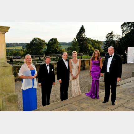 Variety Club Golden Jubilee Ball - Harewood House