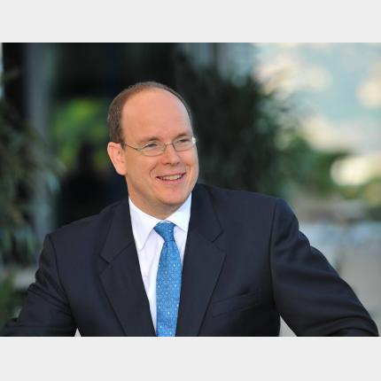 Visit by H.S.H. Prince Albert II to Innsbruck for the Inaugural Winter Youth Olympic Games