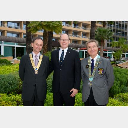 75th anniversary of the Rotary Club