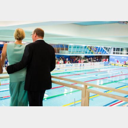 30th anniversary of the Mare Nostrum swimming meet