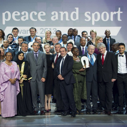 Soirée de Gala du Forum International Peace and Sport